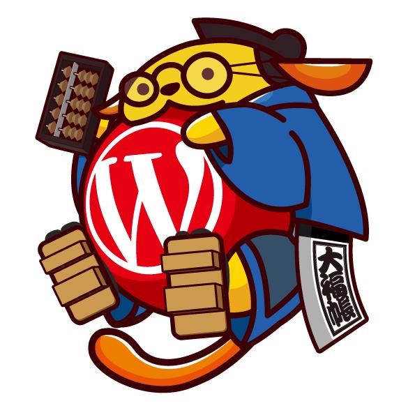 WordPressの関西キャラクター画像